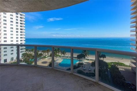 View Galt Ocean Mile condo recently sold L'Ambiance Unit 805