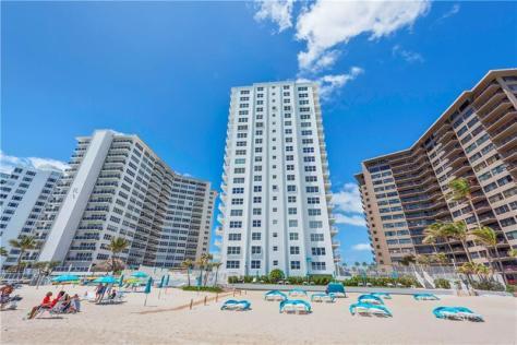 View Regency Tower South 3750 Galt Ocean Drive Fort Lauderdale