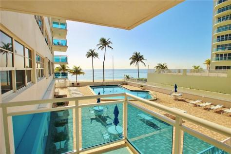 View 2 bedroom Galt Ocean Mile condo for sale The Commodore Fort Lauderdale