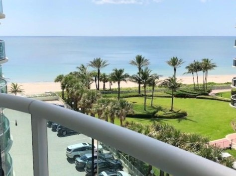View 2 bedroom Galt Ocean Mile condo just listed for sale Southpoint - Unit 510S