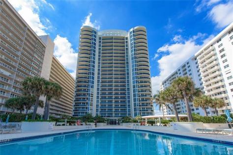 L'Ambiance condominium 4240 Galt Ocean Drive Fort Lauderdale Florida