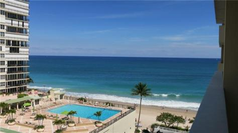 View Galt Ocean Mile condo just listed for sale - Galt Towers Unit 8J