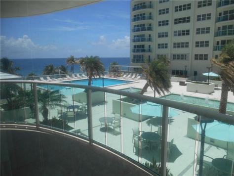 View Southpoint 3410 Galt Ocean Drive Fort Lauderdale condo pending sale - Unit 206N