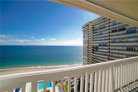 View Galt Ocean Mile condo recently sold Plaza East Unit 17A