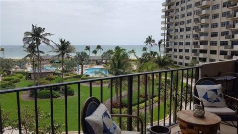 View Sea Ranch Club condo pending sale N Ocean Blvd Lauderdale by the Sea - Unit 516