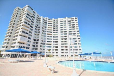 View Fountainhead condominium 3900 N Ocean Drive Lauderdale by the Sea Fort Lauderdale