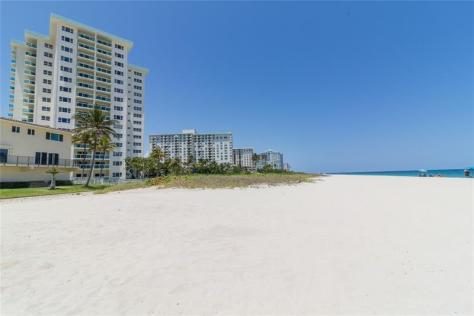View Fort Lauderdale oceanfront condo recently sold Lauderdale by the Sea