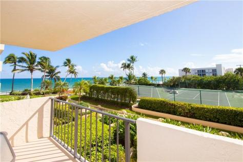 Sea Ranch Club N Ocean Blvd Lauderdale by the Sea condo just listed for sale - Unit 405