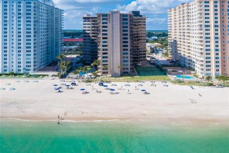 View Galt Ocean Club Galt Ocean Mile condominium 3800 Galt Ocean Drive Fort Lauderdale