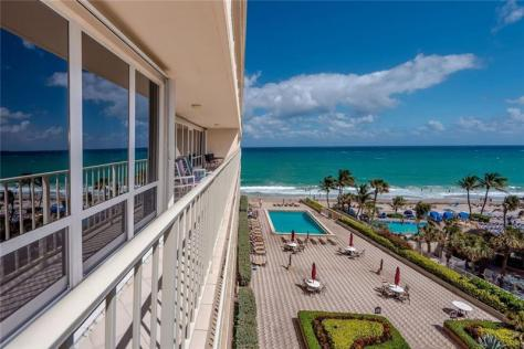 View Galt Ocean Mile condo just listed for sale The Galleon - Unit 508