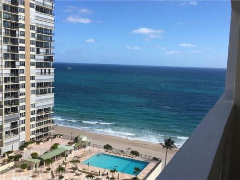 View Galt Towers 4250 Galt Ocean Drive condo just listed for sale - Unit 15E
