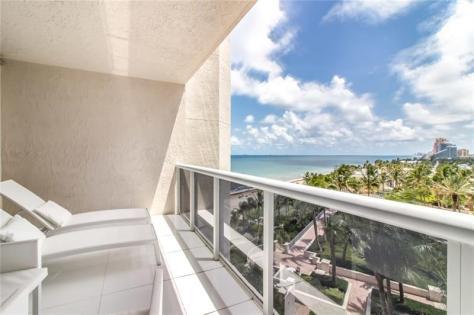 View L'Hermitage condo 3100-3200 N Ocean Blvd Fort Lauderdale pending sale - Unit 806