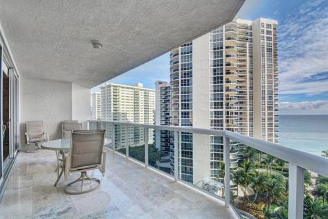 View L'Hermitage Galt Ocean Mile condos for sale 3100-3200 N Ocean Blvd - Unit 1202