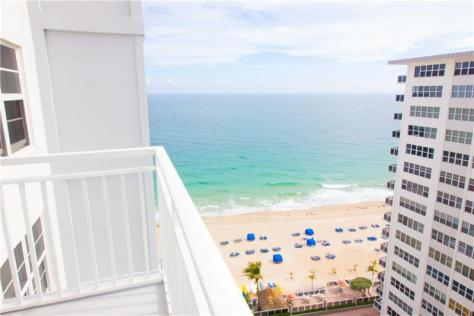 View Regency Tower South 3750 Galt Ocean Drive Fort Lauderdale condo recently sold - Unit 1604