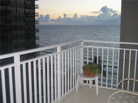 View Regency Tower South condo 3750 Galt Ocean Drive Fort Lauderdale pending sale - Unit 909