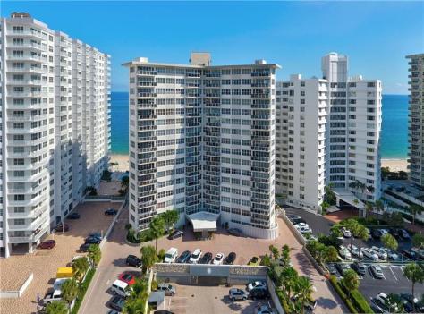 View Royal Ambassador condominium 3700 Galt Ocean Drive Fort Lauderdale