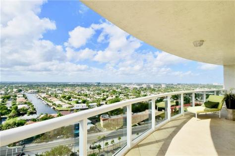 View L'Ambiance 4240 Galt Ocean Drive Cannes line condo sold in 2018 - Unit 1906