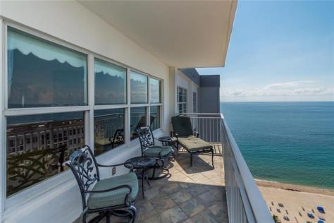 View 2 bedroom Galt Ocean Mile condo for sale Regency Tower South 3750 Galt Ocean Drive Fort Lauderdale