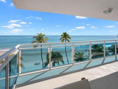 View 2 bedroom Galt Ocean Mile condo for sale The Commodore 3430 Galt Ocean Drive Fort Lauderdale