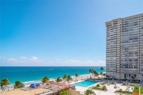 View Galt Ocean Mile condo for sale Plaza East 4300 N Ocean Blvd Fort Lauderdale