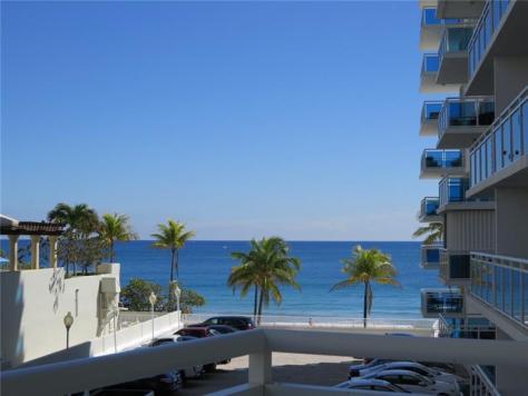 View Galt Ocean Mile condo for sale The Commodore 3430 Galt Ocean Drive Fort Lauderdale - Unit 302