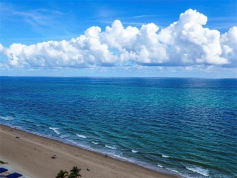 View Galt Ocean Mile condo pending sale Plaza East 4300 N Ocean Blvd Fort Lauderdale