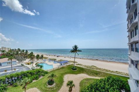 View Galt Ocean Mile condo recently sold Fountainhead 3900 N Ocean Drive Fort Lauderdale
