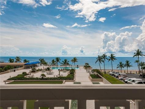 View Galt Ocean Mile condo recently sold Plaza East 4300 N Ocean Blvd Fort Lauderdale - Unit 3A