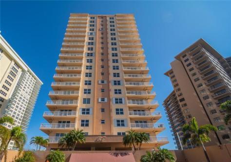 View Galt Ocean Mile condominium Regency Tower 3850 Galt Ocean Drive Fort Lauderdale