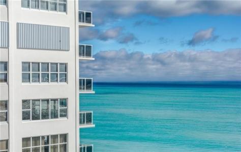 View 2 bedroom Galt Ocean Mile condo for sale Edgewater Arms 3600 Galt Ocean Drive Fort Lauderdale - Unit 11C