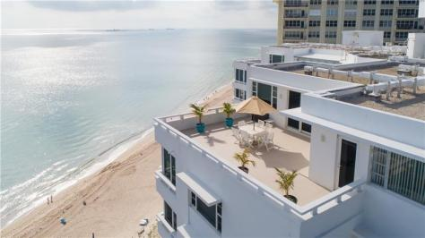 View 3 bedroom Galt Ocean Mile condo recently sold Edgewater Arms 3600 Galt Ocean Drive Fort Lauderdale - Unit 16A