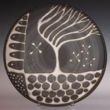 kristy jo beber 2013 plate quad tree black vivika