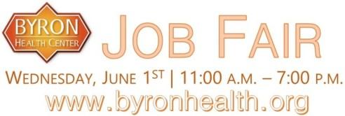 Job Fair web banner