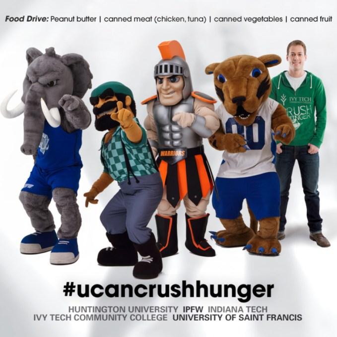 ucancrushhunger-2016-mascots