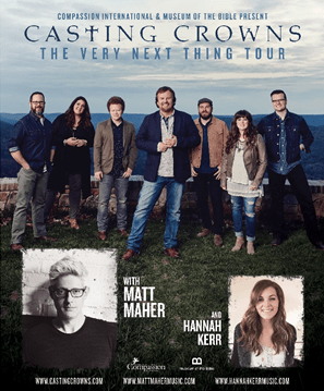 The Very Next Thing: Casting Crowns