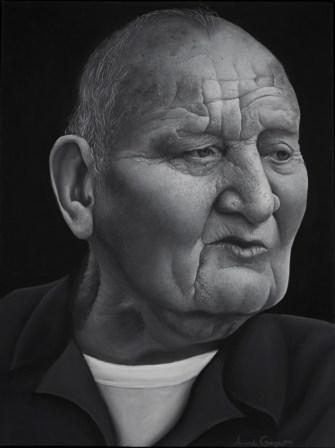 Cardinal Stritch H Schl_Gargac_Amanda_Painting_Storyteller