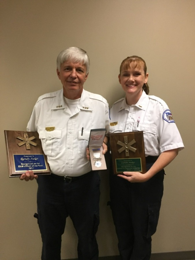 Three Rivers Ambulance Authority (TRAA) Was Honored With Three Awards From The Indiana Emergency Response Conference