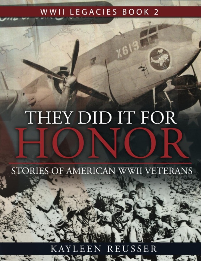 Fort Wayne Area WWII Vets Featured In New Book