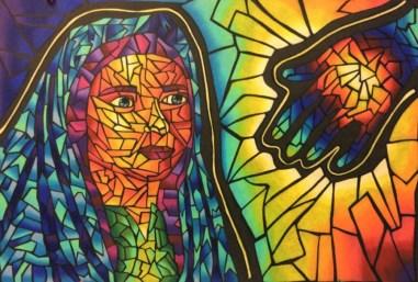Notre Dame Academy_Geldien_Kathryn_Drawing and Illustration_My Soul Rejo...