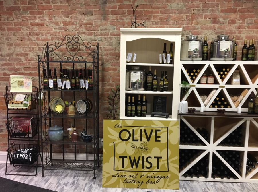 Olive Twist Completes Move To Larger Auburn Store