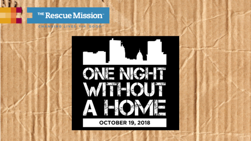 Rescue Mission Prepares For Sleep-Out Event