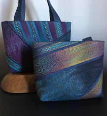 FW Weavers Guild 2019 Natalie Drummond bags