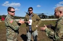 LTC Andrew Q. Jordan interviewed by Drew Brooks of the Fayetteville Observer