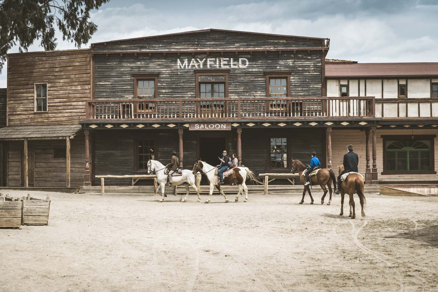 Horse Ride Rent – FORT BRAVO