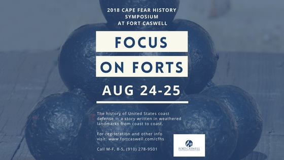 Cape Fear History Symposium: Focus on Forts