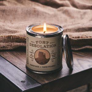 High Plains Drifter Candle