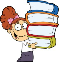 girl books