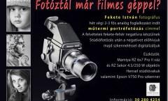 Fotóztál már filmes géppel?
