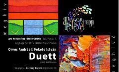 Orvos András & Fekete István - Duett