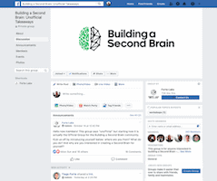 Forte Labs Facebook Community